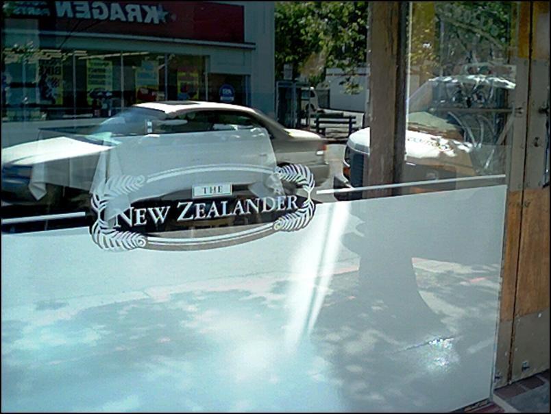 New Zealander Restaurant