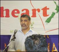 Scoop Image: Ahmed Zaoui: March 22 2005, Auckland NZ.