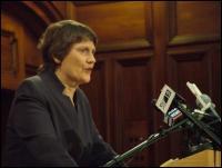 Scoop File Image: Prime Minister Helen Clark.