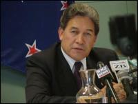 Scoop File Image: Winston Peters.