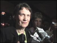 Scoop Image: New Zealand Prime Minister Helen Clark